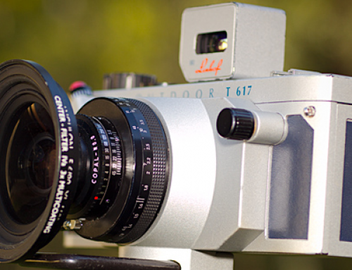Shooting with the Linhof Outdoor T617 Panoramic Camera