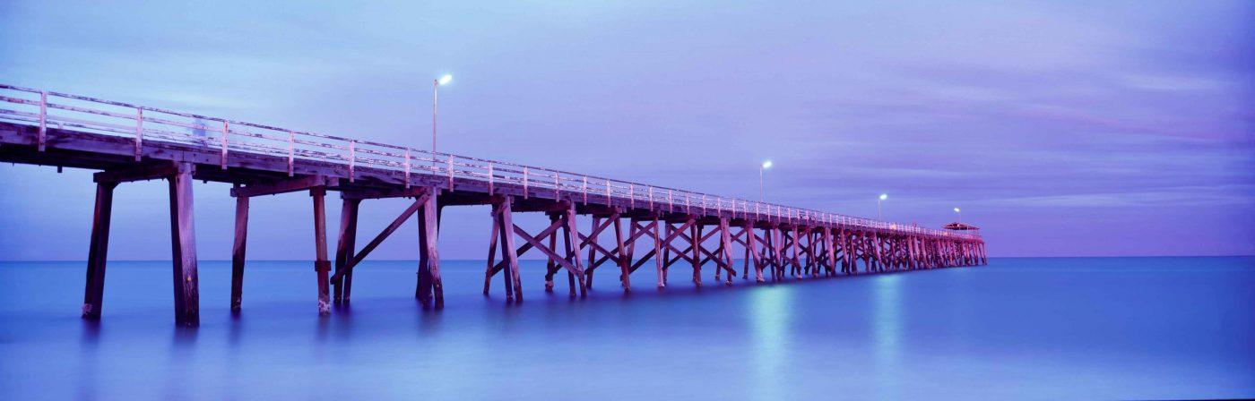 Granget Jetty Photo, Adelaide South Australia - Casey Smith Photography