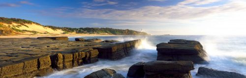 Photos of Norah Head, New South Wales, Photos by Casey Smith