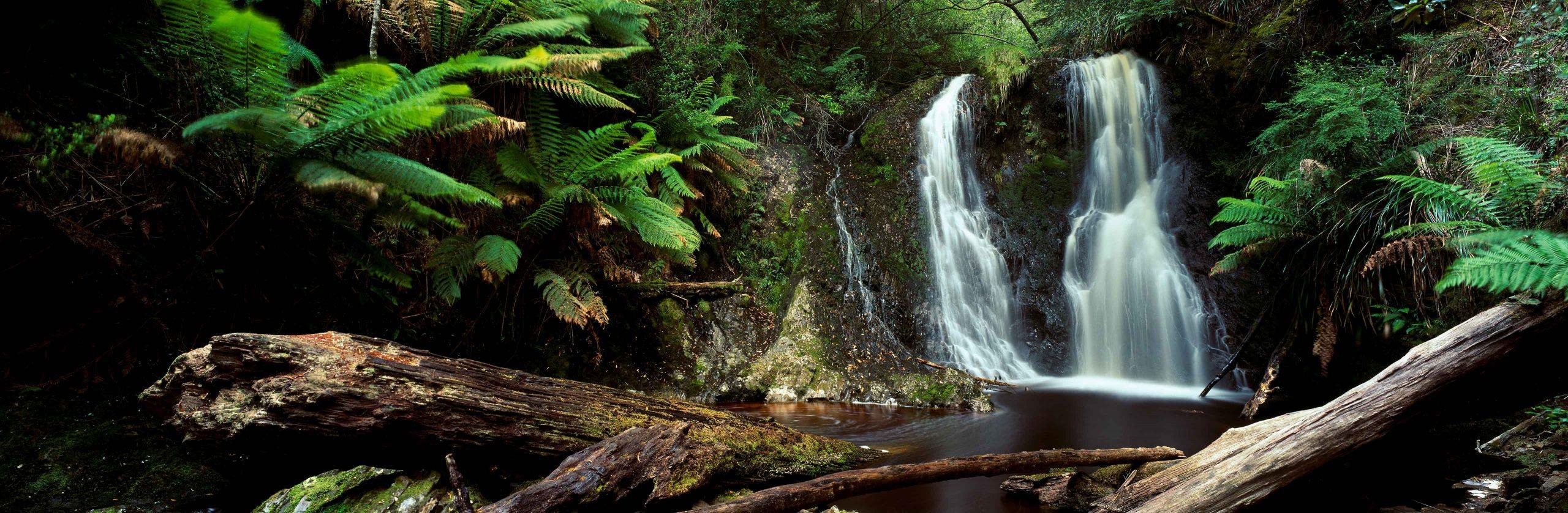 Hogarth Falls, Strahan, West Coast of Tasmania