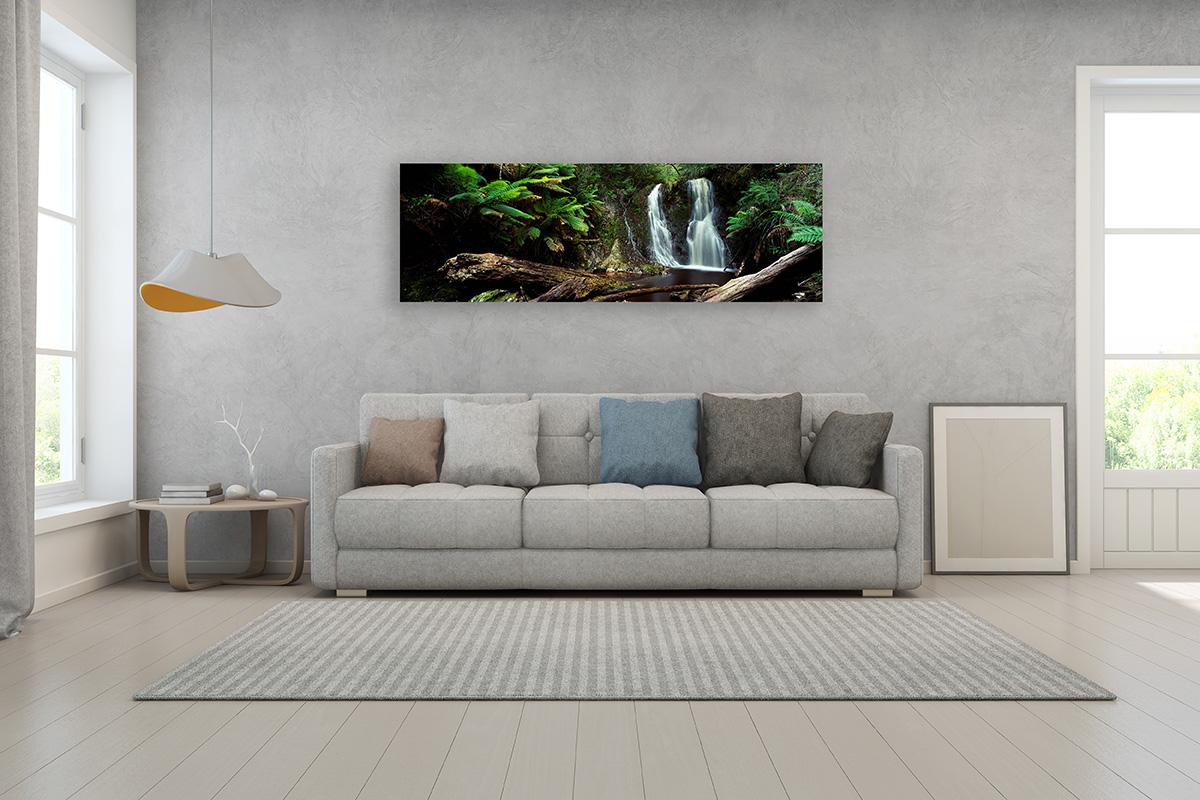 Hogarth Falls, West Coast Tasmania